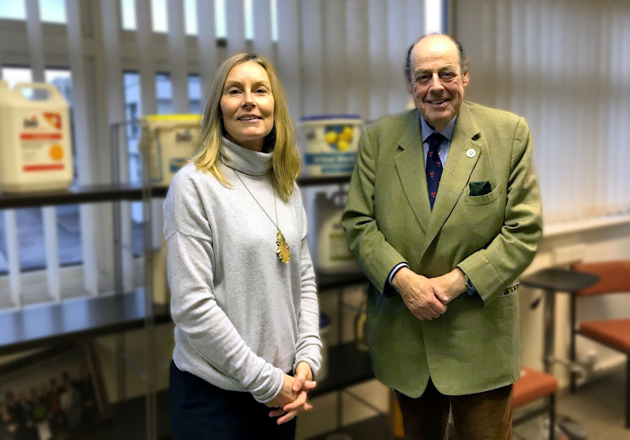 Sir Nicholas visits Bio-Productions – the Burgess Hill based manufacturer of environmentally-friendly cleaning products.