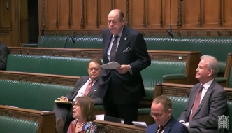 Sir Nicholas's Question to the Culture Secretary on Telecoms Security
