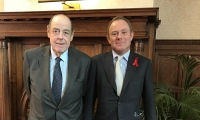 Sir Nicholas Soames MP and Nick Herbert MP